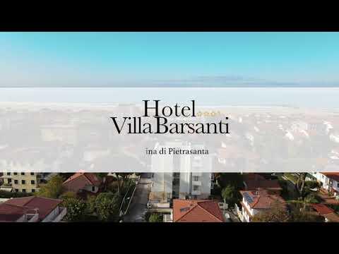 Hotel Villa Barsanti - Video Aereo