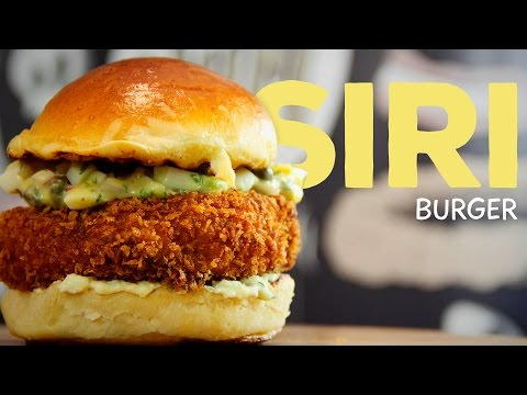 Siri Burger