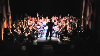 preview picture of video '22-mar-2013 Banda de Música de Alba de Tormes. La Madrugá (Abel Moreno)'