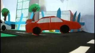 Mobil Balap ~ Naif
