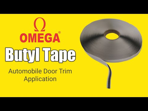 Butyl Rubber Tape for Automobile