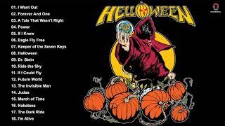 H E L L O W E E N Greatest Hits Full Album - Best Songs Of H E L L O W E E N Playlist 2021