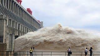 10 Increibles Desastres Naturales Captados en Vídeo