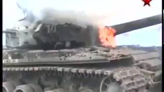 the Russian BMP 3 in one shot will destroy Abrams