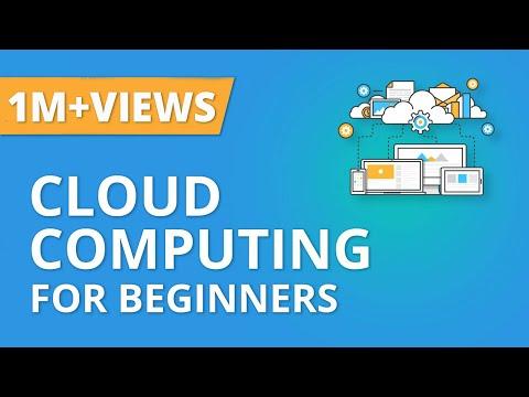 Cloud Computing Tutorial for Beginners | Cloud Computing Explained | Cloud Computing | Simplilearn
