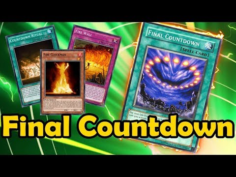 Win With Final Countdown Faster - Custom Card Reviews