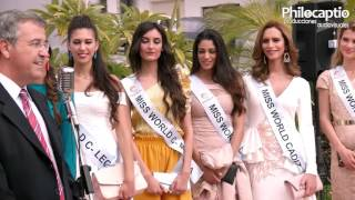Miss World Spain 2015 Press Conference