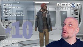 Ksiądz Gra W Grę: Detroit Become Human [#10] Jak Się Bronimy Przed Zranieniem?