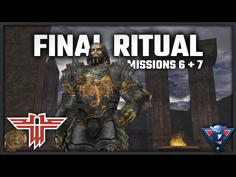 A FINAL RITUAL || Return to Castle Wolfenstein - Missions 6 and 7 Playthrough (Ending)