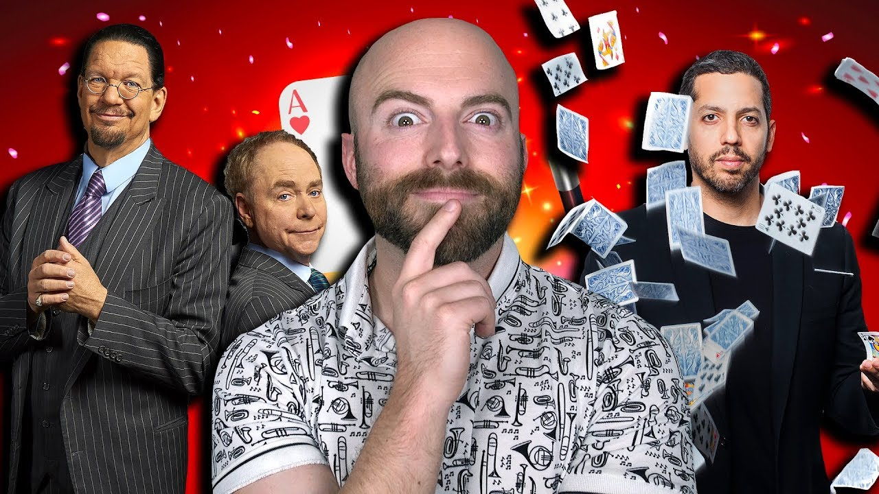 10 GREATEST Magicians Of All Time! thumbnail