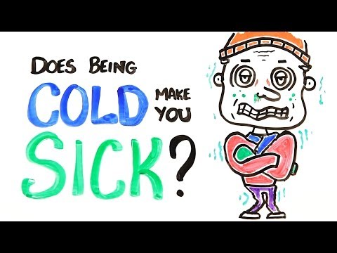 Can You Actually Get Sick From Being Cold?
