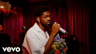 Lil Nas X - Jolene (Dolly Parton Cover) in the Live Lounge