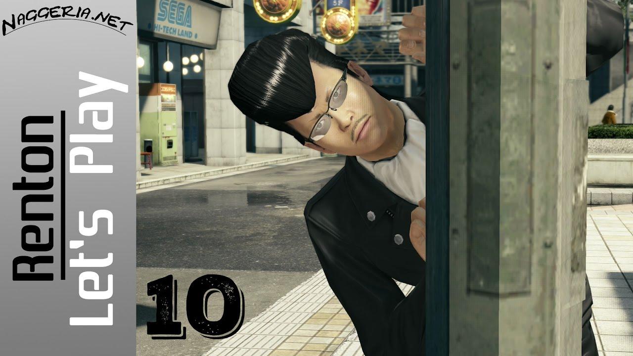 Yakuza Zero – Part 10: Panty-Zuhälterin und Hooligans
