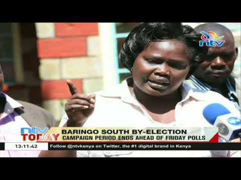 Preparations for Baringo South by-election underway