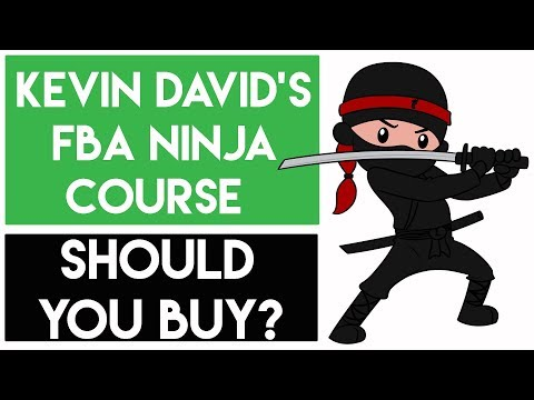 Complete Review| Kevin David's Amazon FBA Ninja Course ...