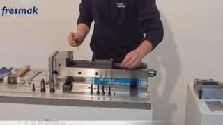 Wie wird die hydraulische ARNOLD MAT Spindel ausgebaut