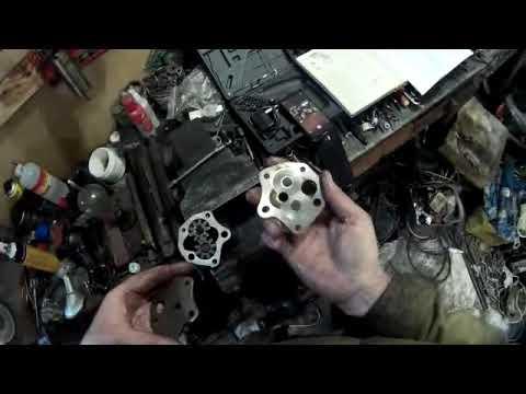 Не большой ремонт масляного насоса ВАЗ 21213 (НИВА)