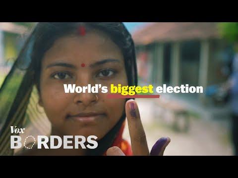 Jak fungují volby v Indii