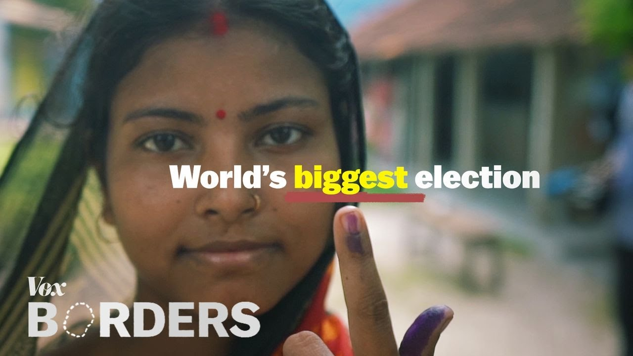 How India runs the world's biggest election thumbnail