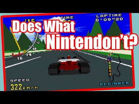 Games That Push The Limits of the Sega Mega Drive