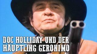 Doc Holliday und der Häuptling Geronimo – Stagecoach (western, kompletter Film, deutsch)