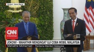Buka Rahasia, Mengenang Ngebut 180 KM/Jam, Gelak Tawa Presiden Jokowi & PM Mahathir Muhammad