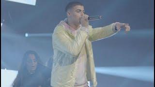 Lunay - A Solas Remix, Soltera, Luz Apaga en Vivo | Miami Bash 2019