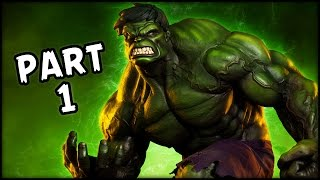 the incredible hulk  episode 1  i am hulk