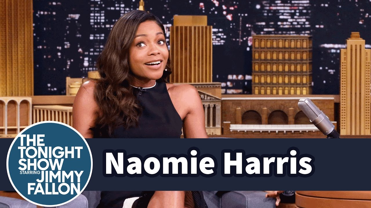 Will Smith Invited Himself Over to Naomie Harris' House for Dinner thumbnail
