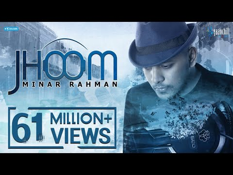MINAR | JHOOM  | Official Music Video |  Angshu | Bangla New Song | 2016