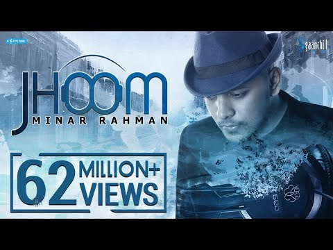 Download JHOOM  | Official Music Video | Minar Rahman  | Bangla  New Song | 2016 HD Video