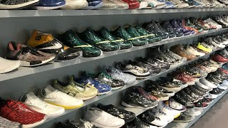 A DAY IN THE LIFE OF A CONSIGNMENT SNEAKER STORE! (STEALS)