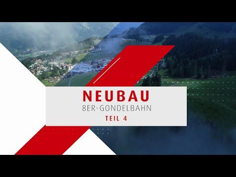 Planung und Entwicklung Projekt Neubau 8er-Gondelbahn am Flumserberg