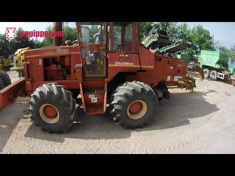 Ditch Witch R100 PERK