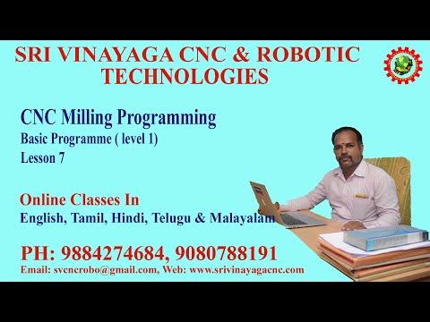 Basic Cnc Programming Level 1 - Cnc Programming - Cnc ...