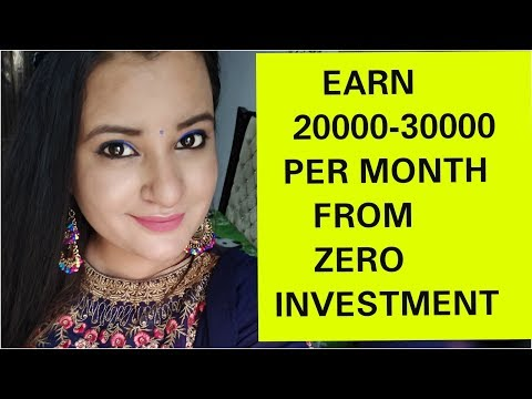 MEESHO-EARN Rs 20,000-30,000 Per Month From Home/K | Youtube