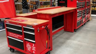 Dream Garage Build | Purchased A Craftsman Cabinets