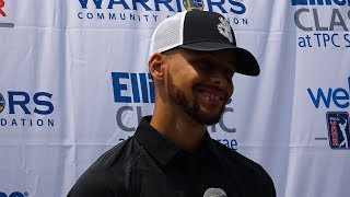 Warriors' Steph Curry on LeBron James new school and movement in the NBA