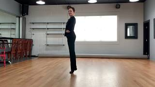 Video 10 from Julia – Ballroom Exercise