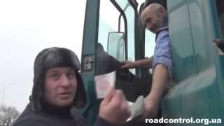 Коррупция на посту в Одессе
