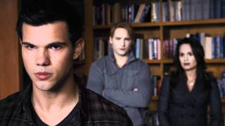 "THE TWILIGHT SAGA: BREAKING DAWN - PART 1 - ""Jacob"" TV Spot"