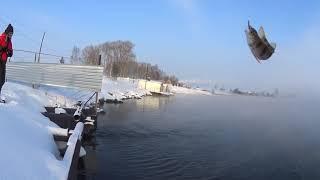 Рыбалка на беловском в кем обл