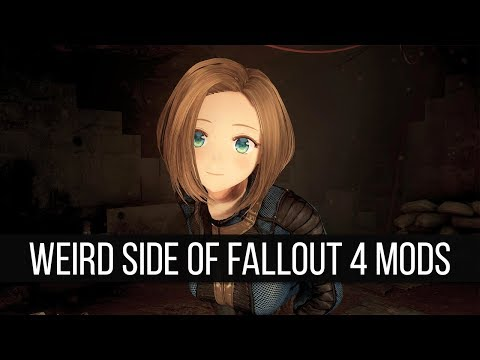 The Weird Side of Fallout 4 Modding