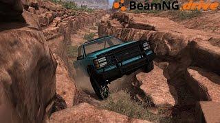 BeamNG.drive - Rock Crawling Adventure