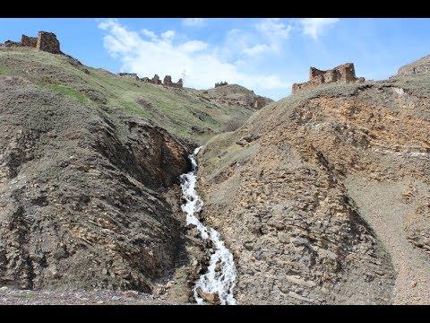 Кавказские горы FULL HD