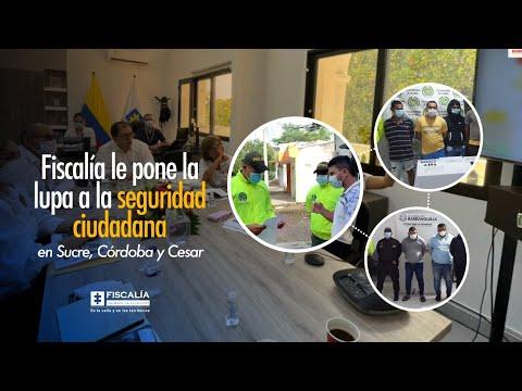 Fiscal Francisco Barbosa: Fiscalía le pone la lupa a la seguridad ciudadana