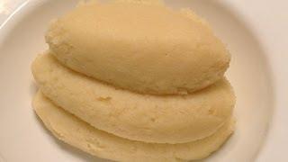 How To Prepare Semo/Semolina Fufu (Nigerian Food)