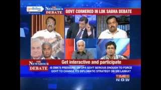 The Newshour Debate: Will India change its diplomatic strategy on Sri Lanka? (Part 2 of 2)