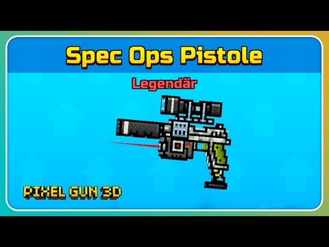 Spec Obs Pistole im Test! | Pixel Gun 3D Tipps