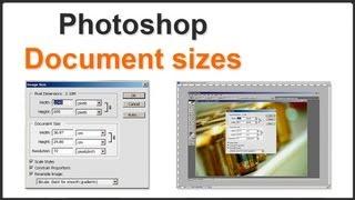 Resize Image-Document Size